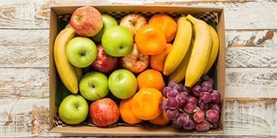 Pantry Fruit Boxes