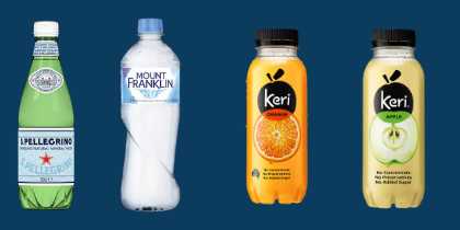 Individual Drinks