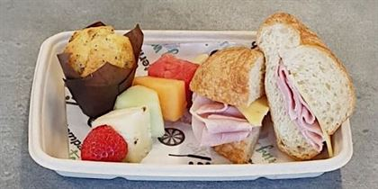 Packed Breakfast Boxes