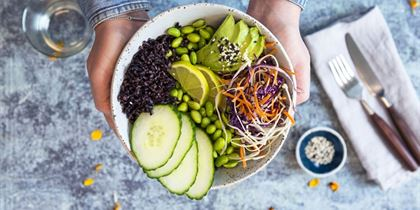 Healthy Office - Bowls of goodness