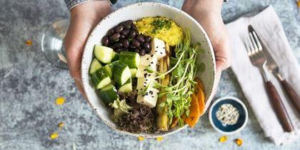 Healthy Office - Individual Buddha bowls