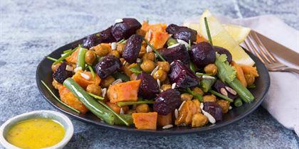Allergen individual  Salads