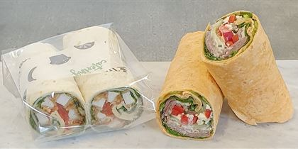 Individually Wrapped Sandwiches
