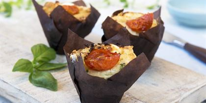 Little Savoury Muffins