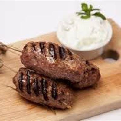 Lamb Kofta & Fattoush Salad