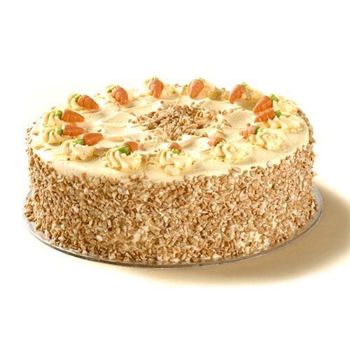 Large Carrot Cake