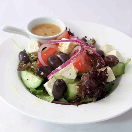 Greek Salad- VEG- GF