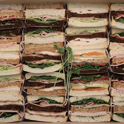 Club Sandwich Platter - 10 Serves