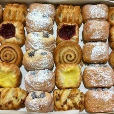 Sweet Pastries Platter