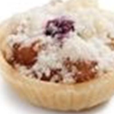 Gluten Free, Vegan & Nut Free Blueberry Apple Crumble