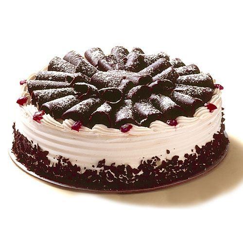 Large Black Forest cake