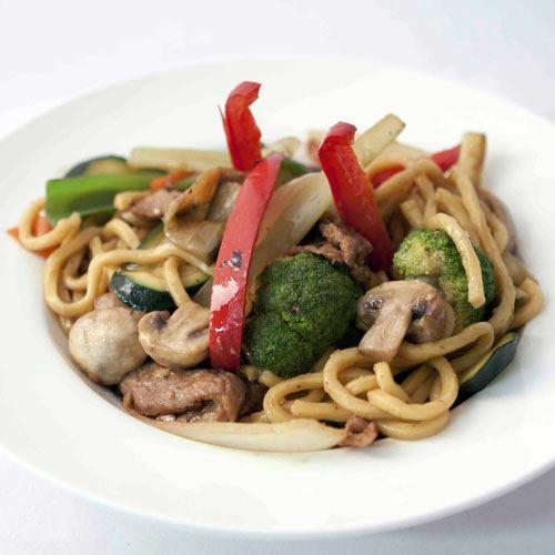 Vegetarian Hokkien Noodles