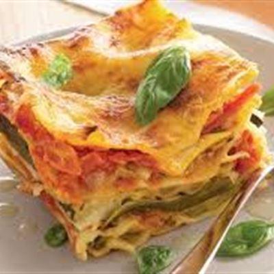 Lasagne Vegetarian
