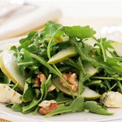 Rocket, Pear and Parmesan-GF-VEG