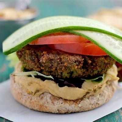 Mini Vegetarian Burger