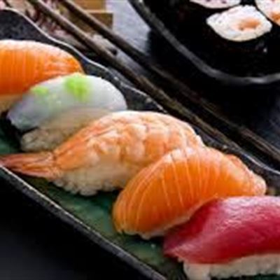 Assorted Sushi available (GF)(DF)