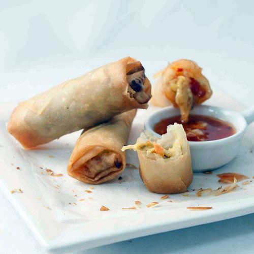 Spring Roll (Meat) (DF)