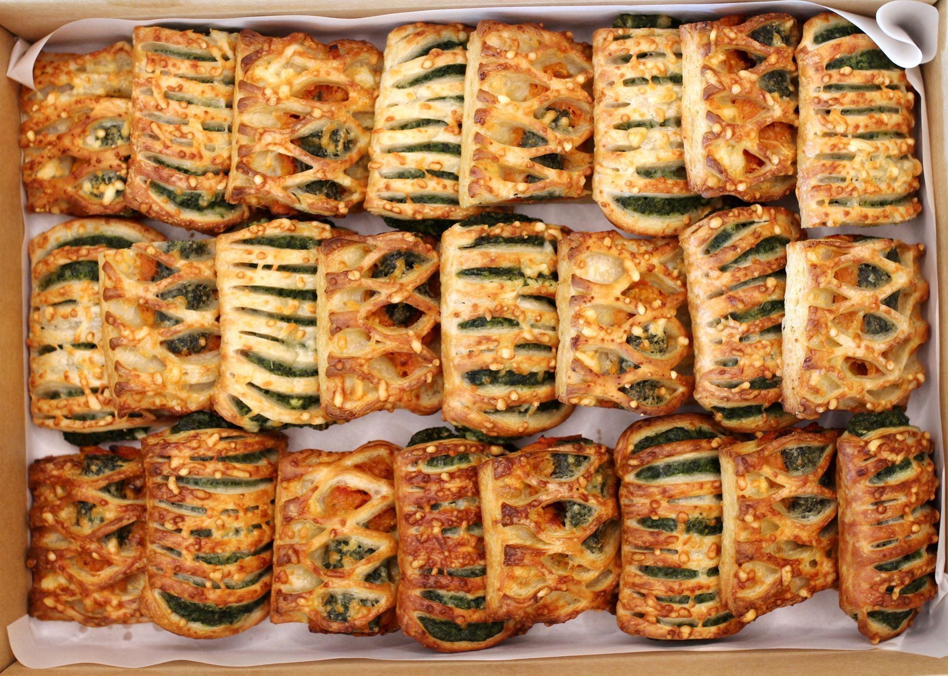 Savoury Danish Pack
