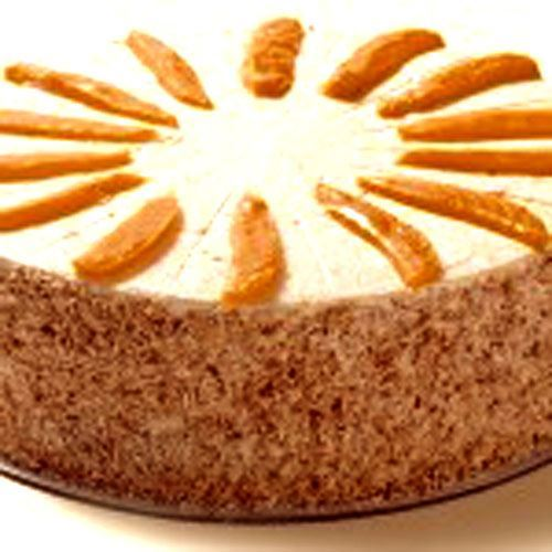 Large Mango Coconut Torte