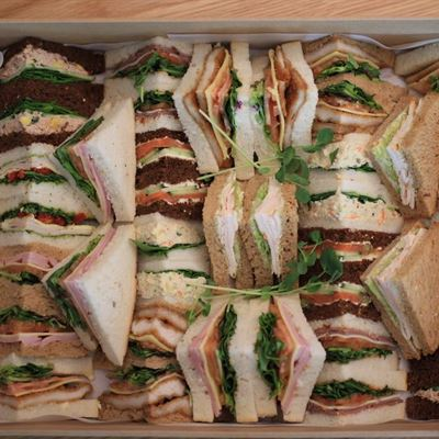Gourmet Sandwich Platter for 7