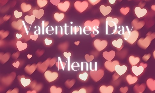 VALENTINES DAY (at home)