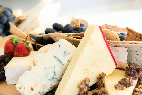 Cheese Grazing Table