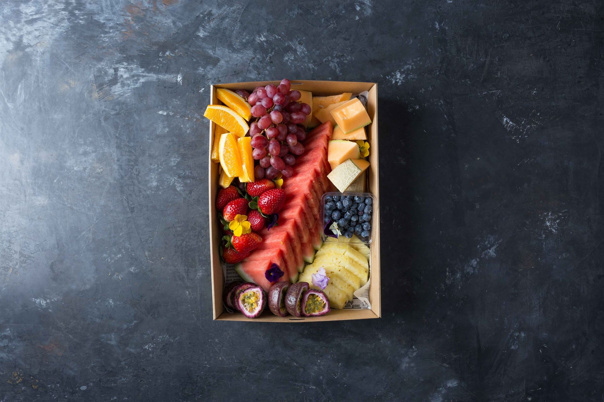 Fruit seasonal - Large Platter