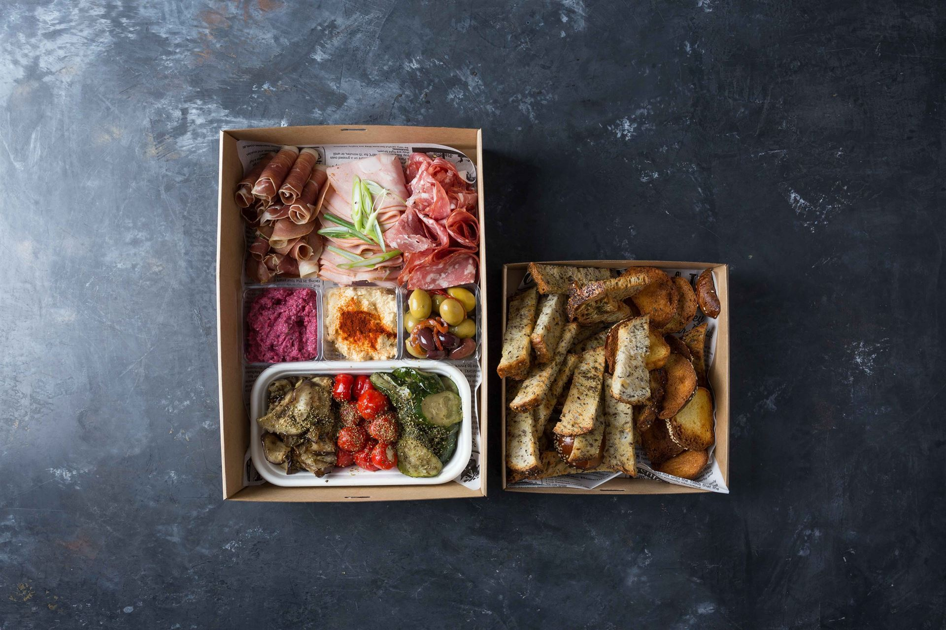 Antipasto selection - Small Platter