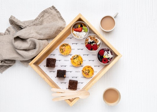 The Gluten Free Morning Tea Package