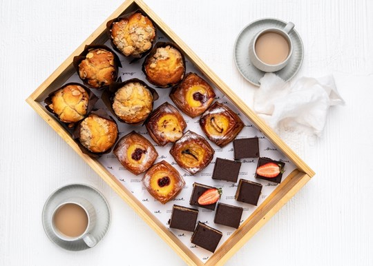 The Sweet Tray