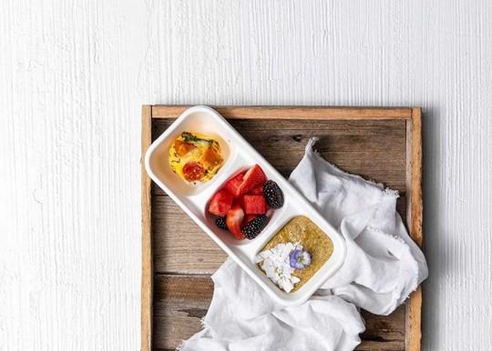 Light Gluten Free Breakfast Box