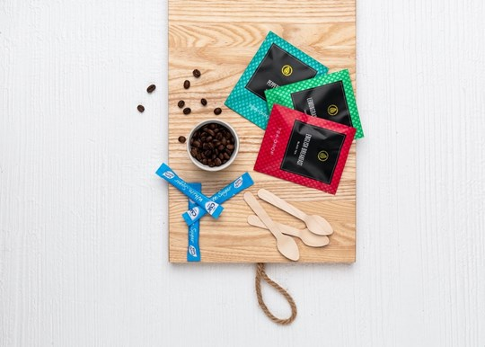Tea and Coffee Station - With Eco Friendly Disposables