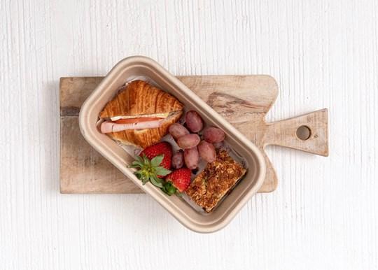 Small Breakfast Box - Croissant