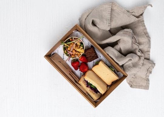 Gluten Free Box - Large