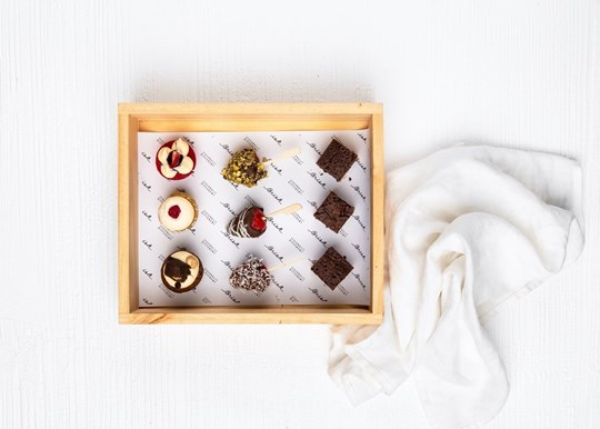 The Gluten Free Afternoon Tea Package