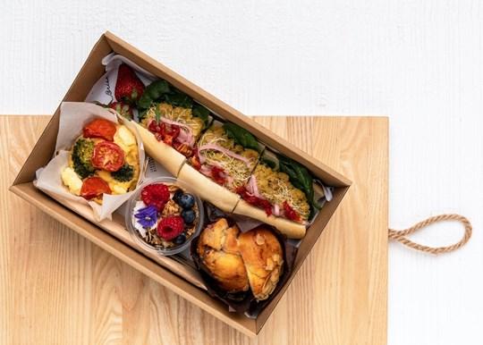 Vegetarian Box