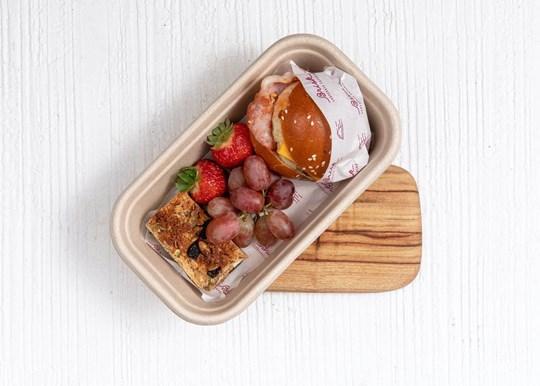 Small Breakfast Box - Brioche