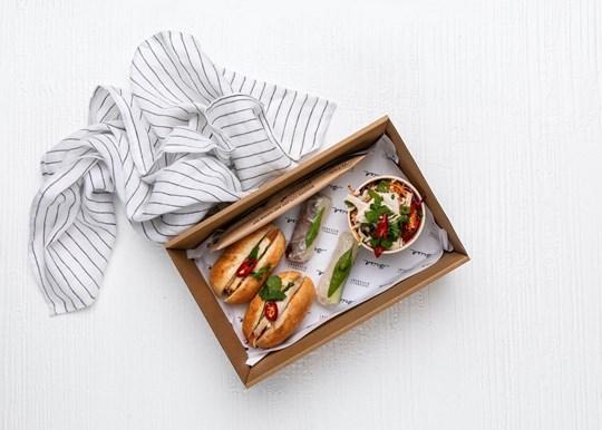 The Banh Mi Box