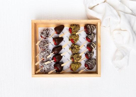 Chocolate Dipped Strawberries