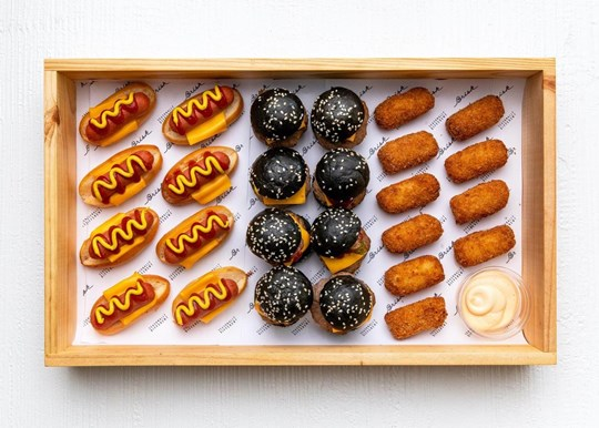 The American Platter (Serves Up To 8)