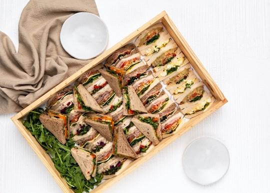 Point Sandwiches