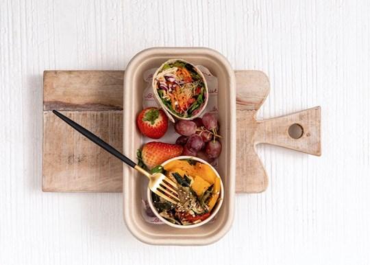 Small Lunch Box - Vegan