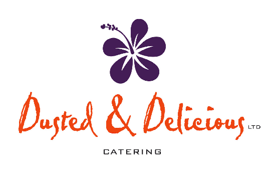 Dusted & Delicious Logo