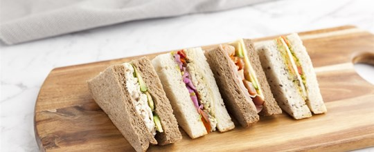 Point Style Sandwiches