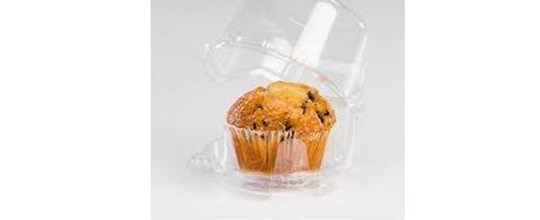 Individually packed Freshly Baked Muffin
