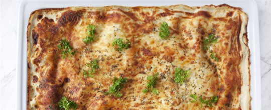 Traditional Lasagne (Full Tray - 18 serves)