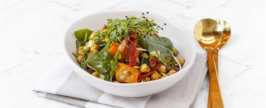 Spiced Chickpea & Herb Salad - Large
