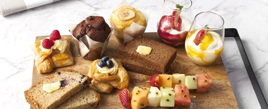 Breakfast Shared Platter - Sweets