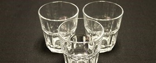 Hire Drinking Glass Tumblers