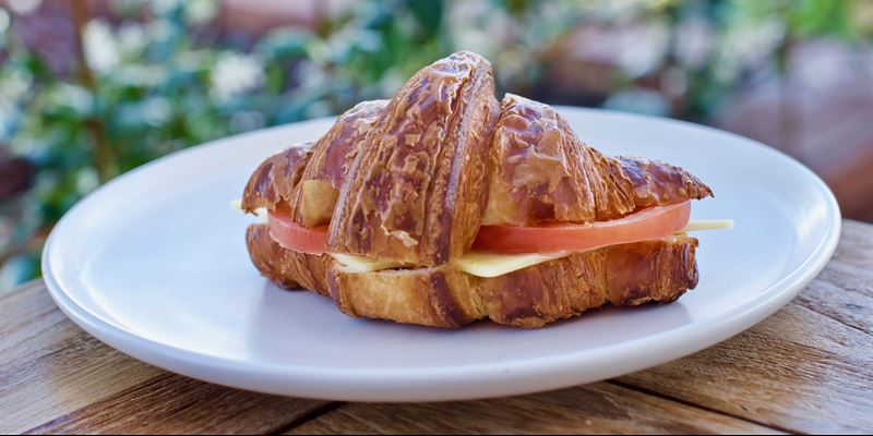 Savoury  Croissant (Filled)